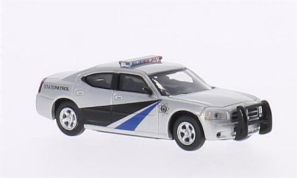 Dodge Charger 1/87 Ricko State Patrol diecast model cars