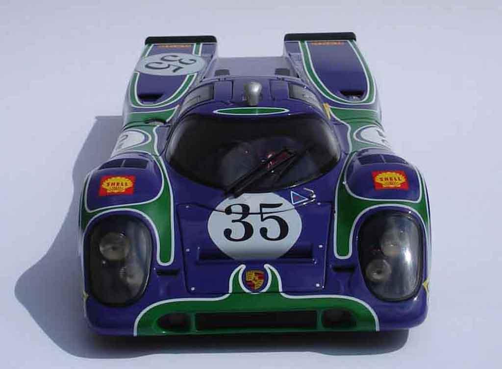Porsche 917 1/18 Autoart k watkings glenn #35 miniature