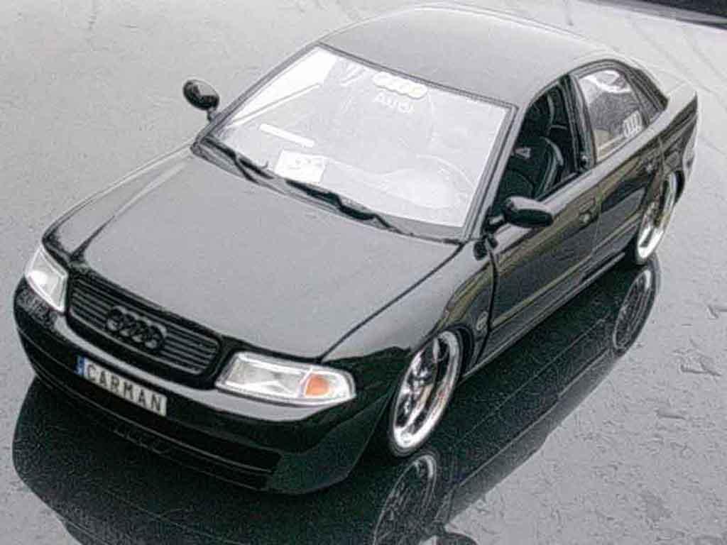 Audi A4 1/18 Ut Models s4 black diecast