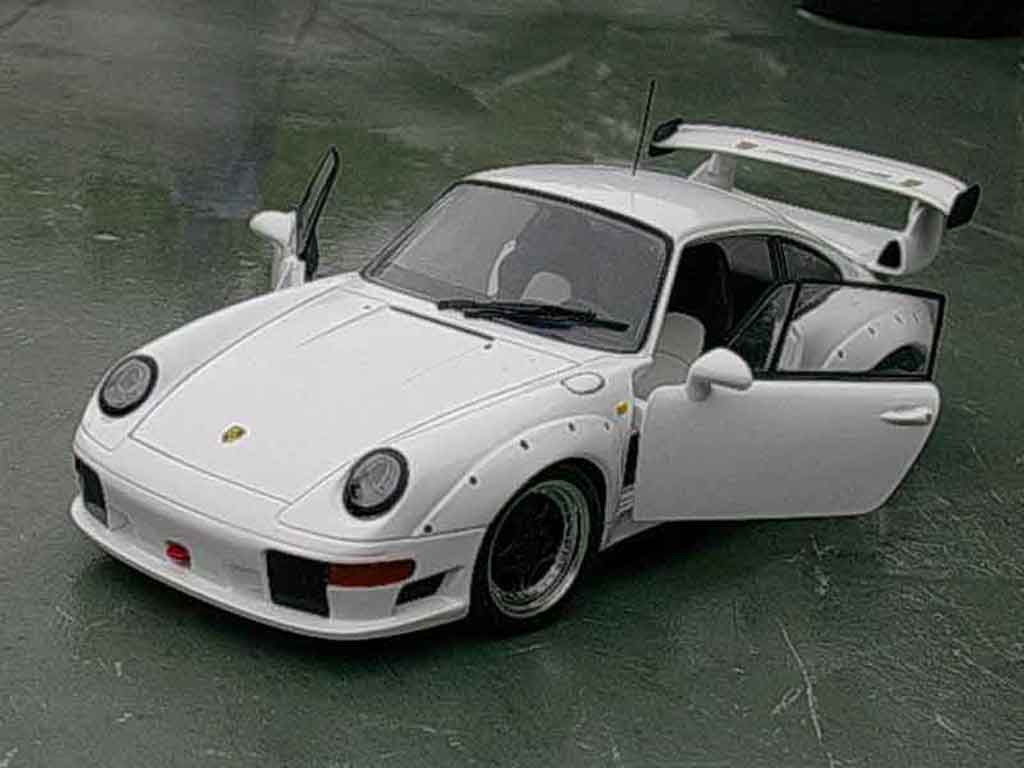 Porsche 993 GT2 1/18 Ut Models evo replica diecast model cars