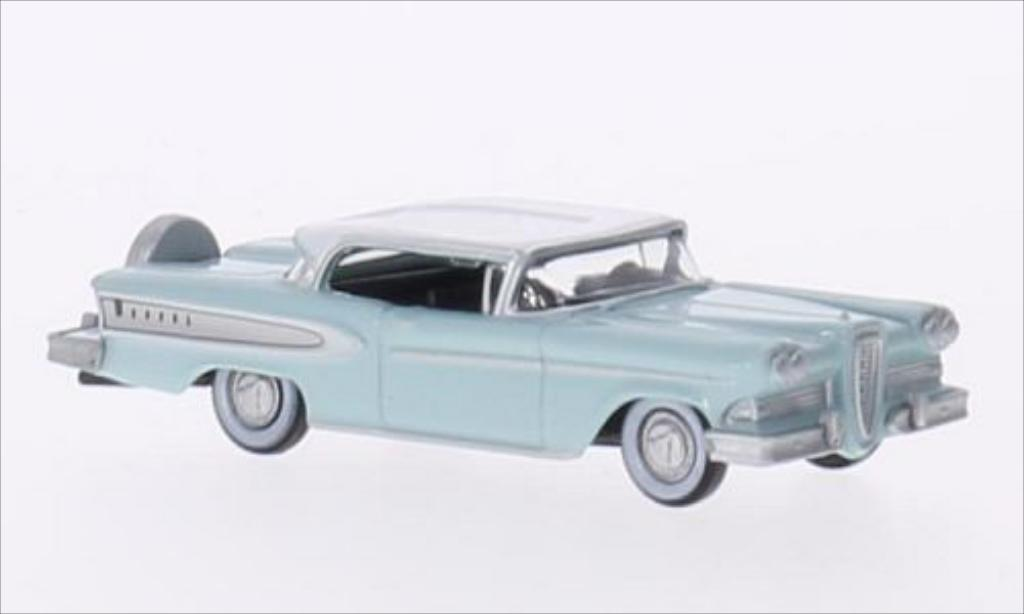 Edsel Citation 1/87 Oxford grun/blanche 1958 miniature