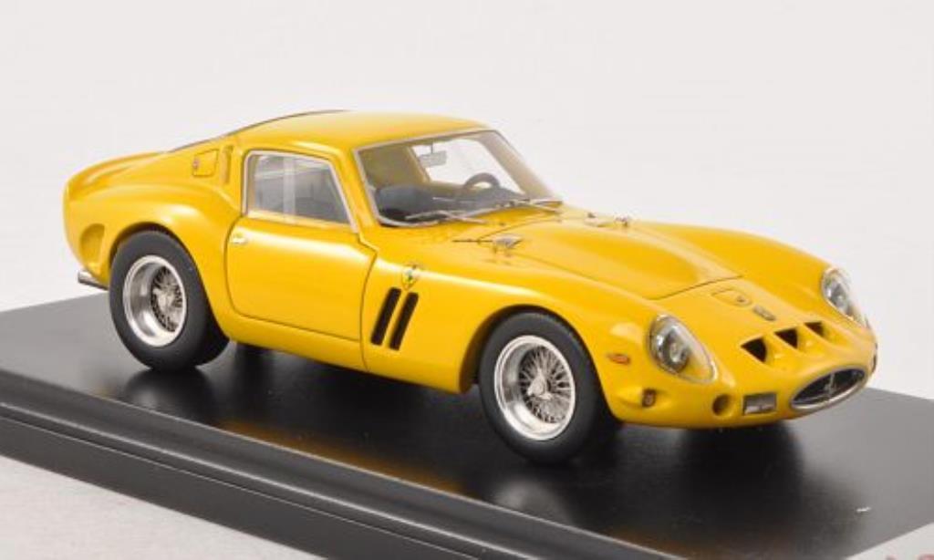 Ferrari 250 GTO 1/43 ILario jaune 1962 miniature