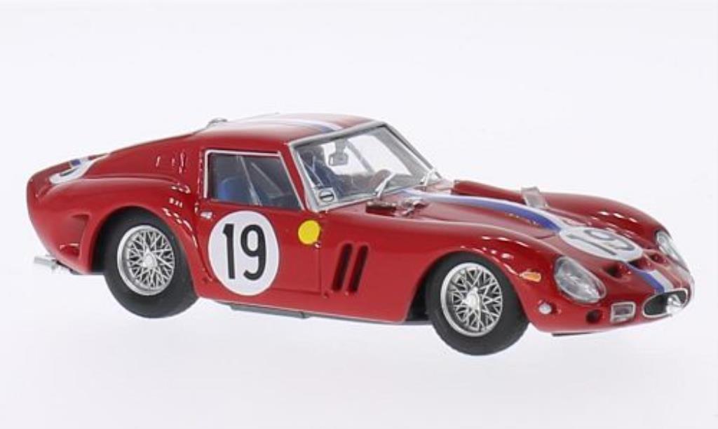 Ferrari 250 GTO 1/43 Brumm GTO No.19 Le Mans 24h Le Mans 1962 diecast model cars