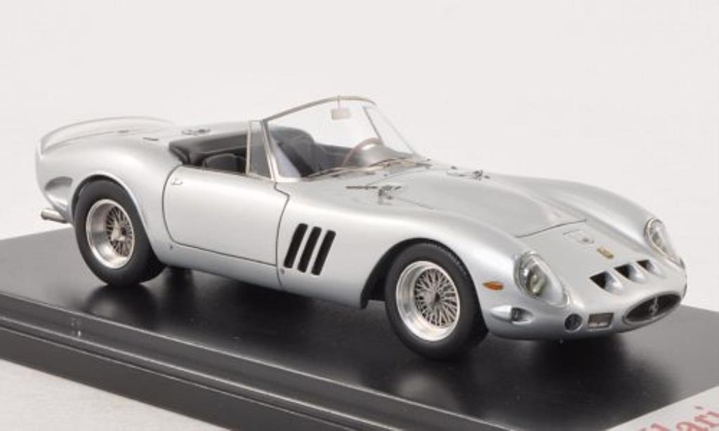 Ferrari 250 GTO 1/43 IILario GTO Spyder grise miniature