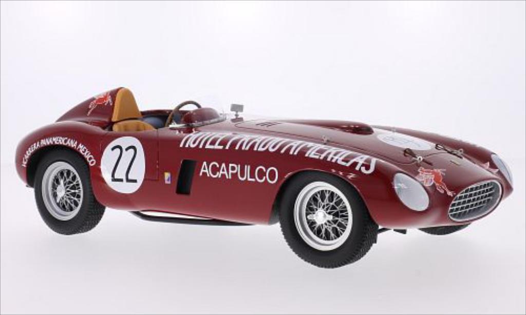 Ferrari 250 1/12 CMF Monza No.22 Hotel Prado Americas Carrera Panamericana miniature