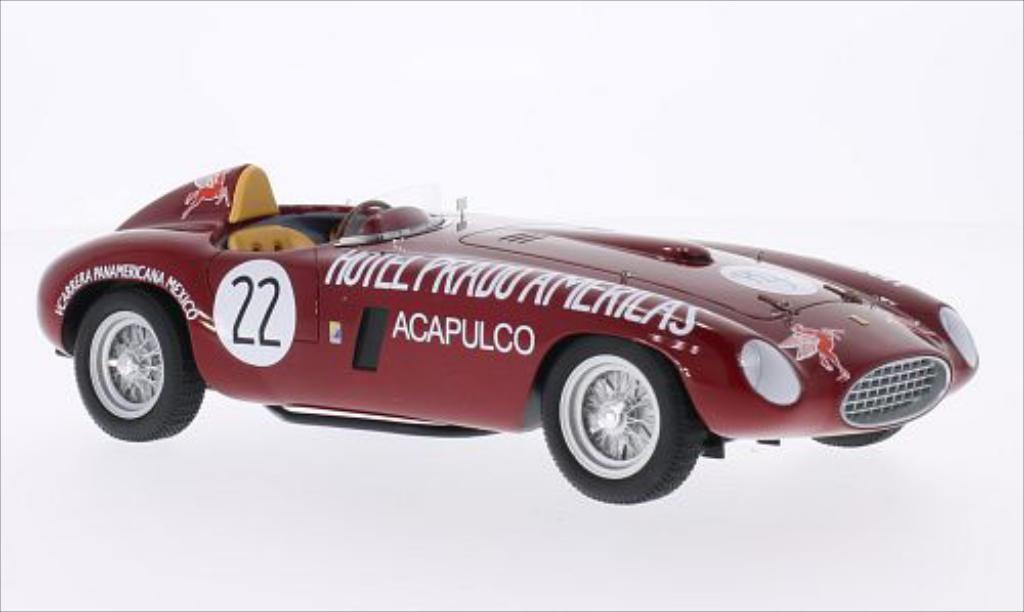 Ferrari 250 1/18 CMF Monza No.22 Prado Americas miniature