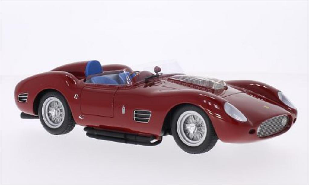 Ferrari 250 TR 1/18 CMF rouge RHD miniature