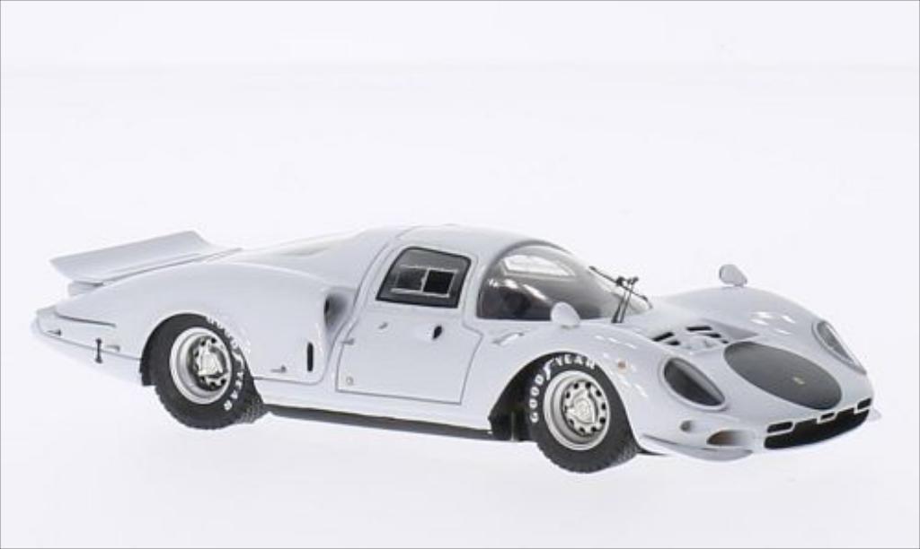 Ferrari 365 P2 1/43 Tecnomodel Prossootype Elefantino Bianco bianca RHD 24h Le Mans 1966 miniatura