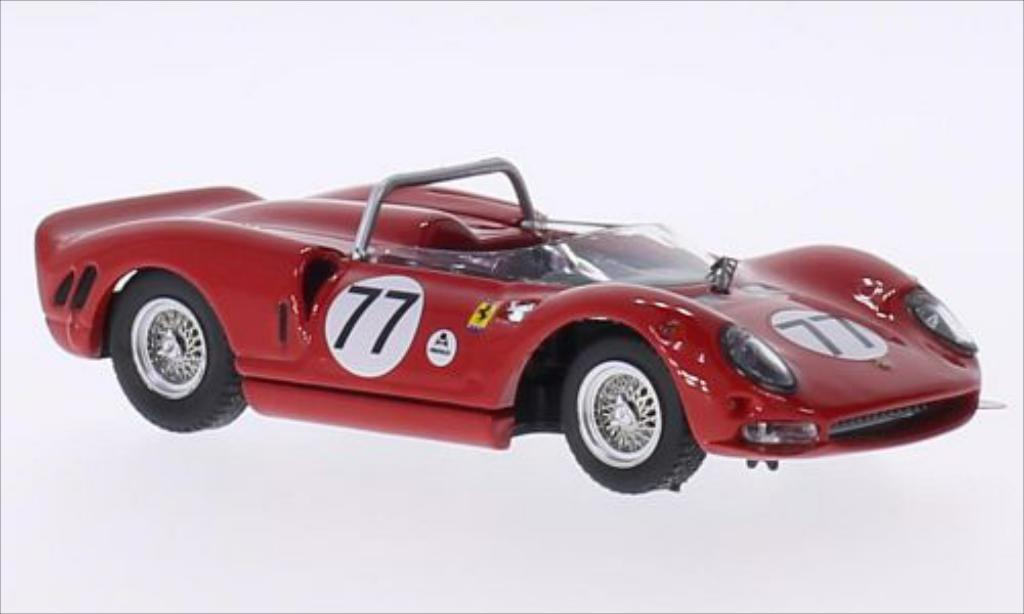 Ferrari 365 P2 1/43 Best RHD No.77 N.A.R.T. 24h Daytona 1965 /P.Rodriguez modellino in miniatura