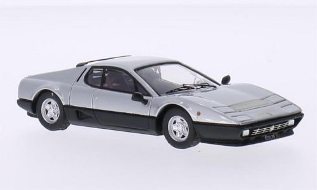 Ferrari 512 BB 1/43 Best BB grey/matt-black 1976 diecast model cars