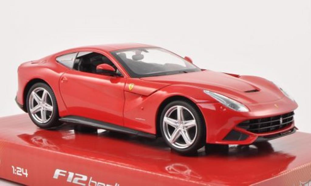 Ferrari F1 1/24 Hot Wheels 2 Berlinetta rouge miniature