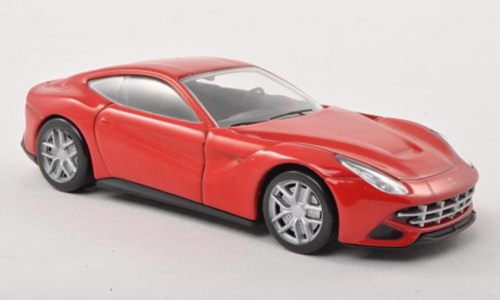 Ferrari F1 1/43 Hot Wheels 2 Berlinetta rosso modellino in miniatura