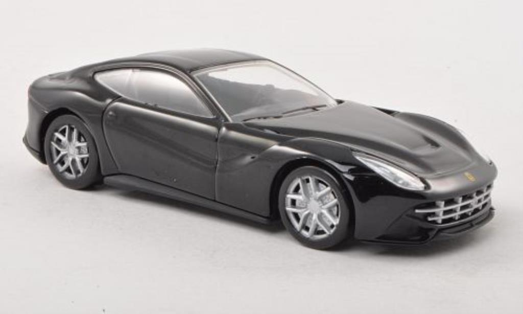 Ferrari F1 1/43 Hot Wheels 2 Berlinetta noire miniature