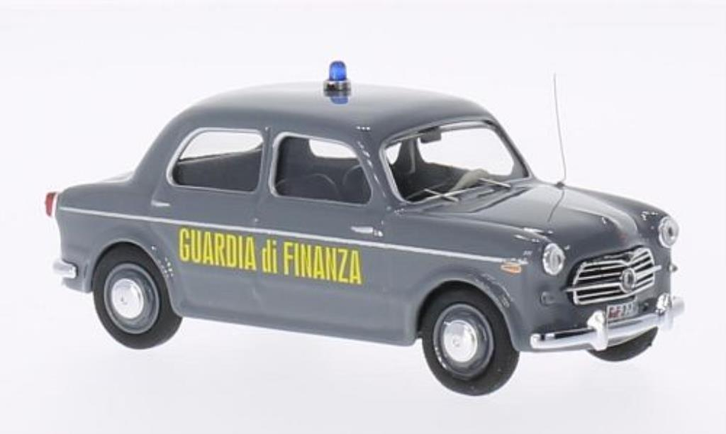 Fiat 1100 1/43 Rio Guardia di Finanza 1956 diecast model cars