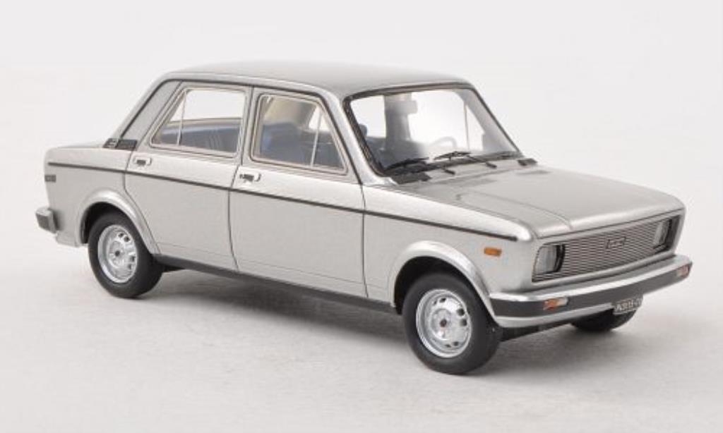 Fiat 128 1/43 Neo 1100 CL gray 1976 diecast