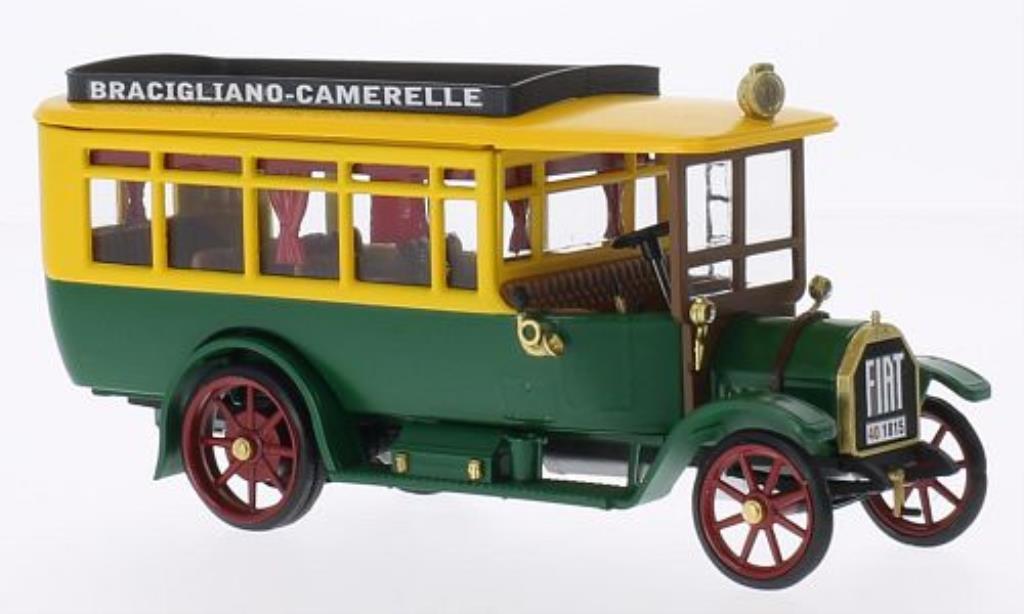 Fiat 18 1/43 Rio BL Autobus Bracigliano-Camerelle 1916 coche miniatura