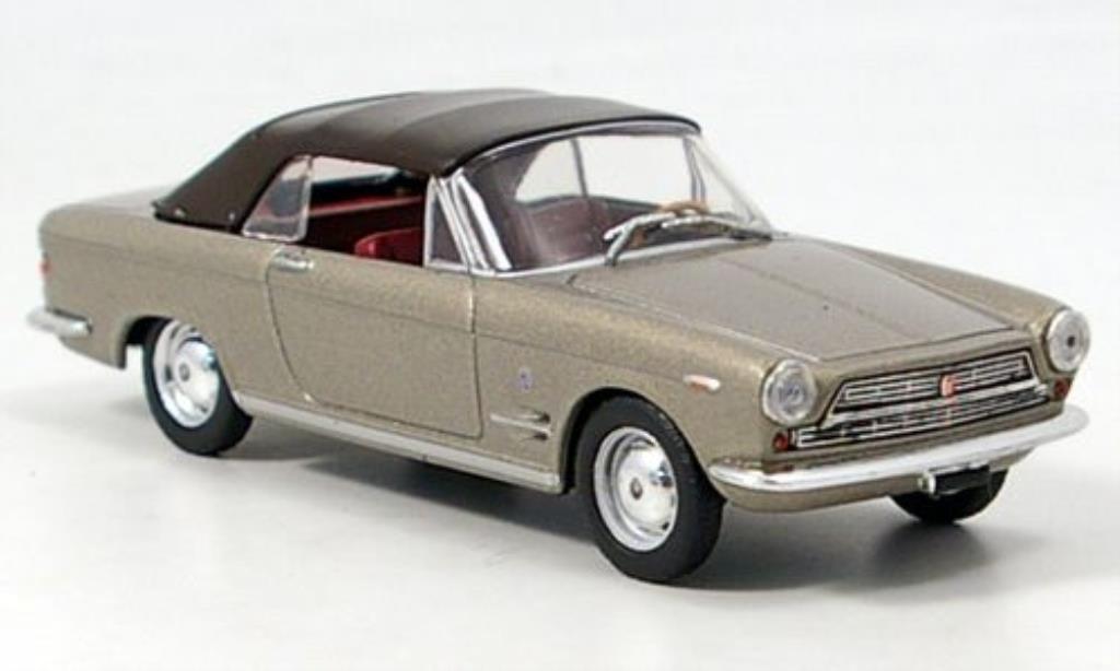 Fiat 2300 1/43 Starline S Cabrio met. bronze diecast model cars