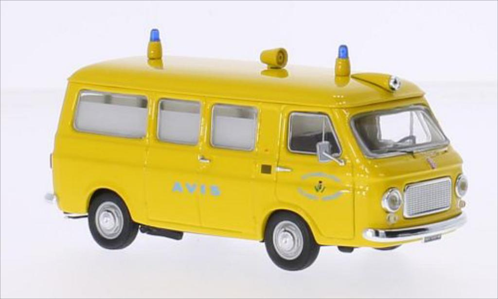 Fiat 238 1/43 Rio Ambulanza Avis diecast model cars