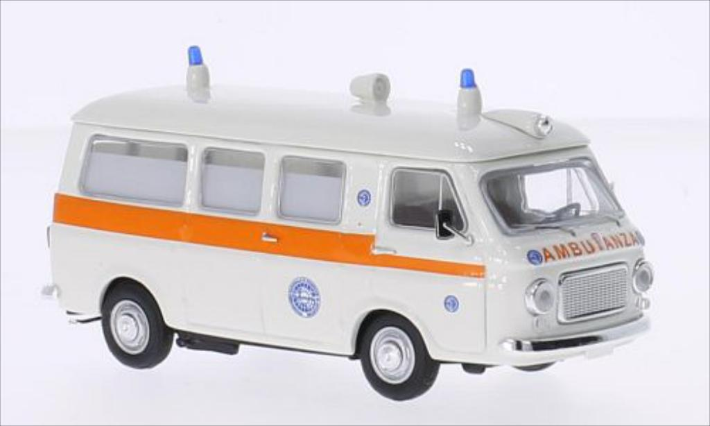 Fiat 238 1/43 Rio Ambulanza - Servici Sanitari diecast model cars