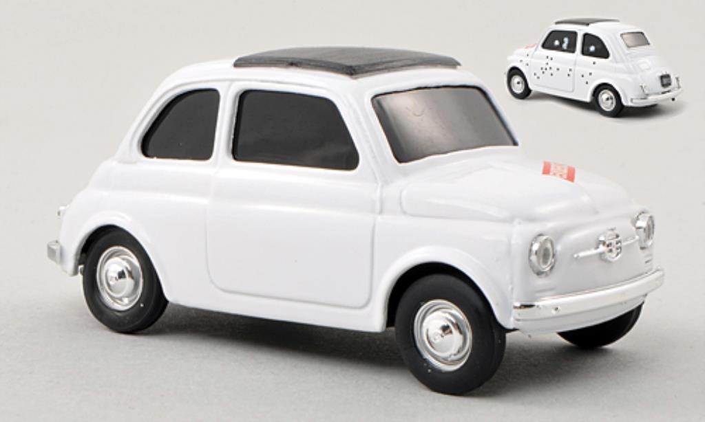 Fiat 500 1/43 Brumm Corpo del Reato diecast