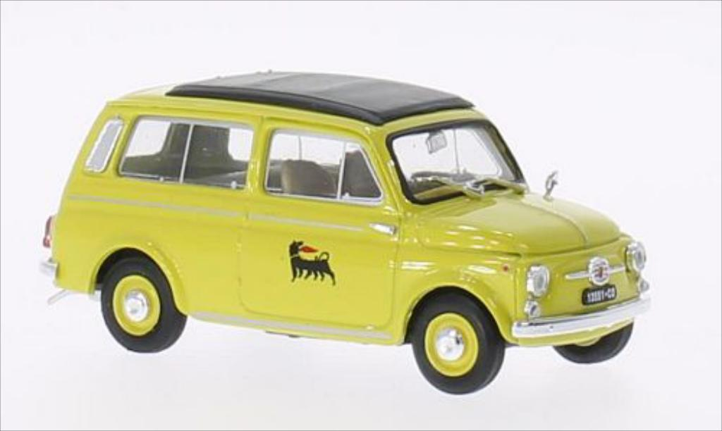 Fiat 500 1/43 Brumm Giardiniera 1960 diecast