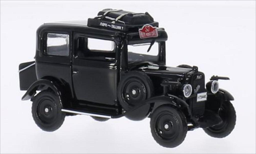 Fiat 508 1/43 Rio Balilla No.57 Rallye Monte-Carlo 1933 miniature