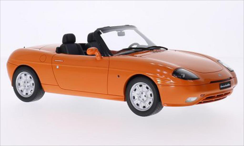 Fiat Barchetta 1/18 Ottomobile orange 1996 miniature