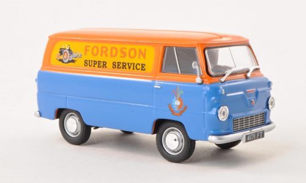 Ford 400E 1/43 Oxford Kasten Fordson miniature