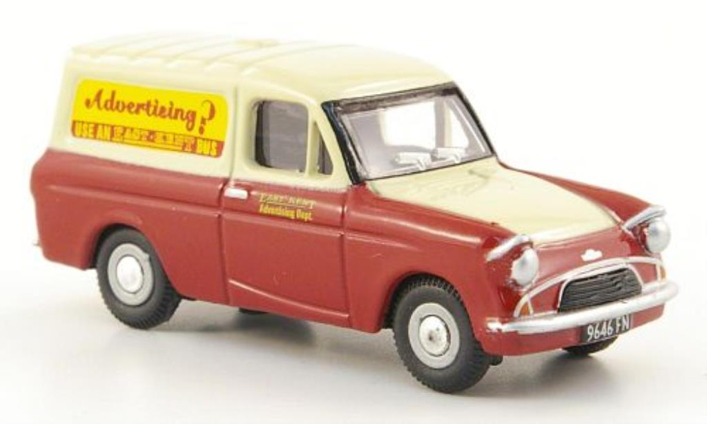 Ford Anglia 1/76 Oxford East Kent Advertising miniature