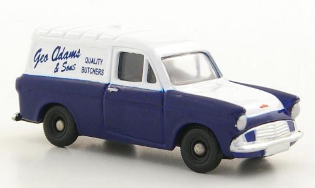 Ford Anglia 1/76 Corgi Kasten Geo Adams & Sons RHD miniature