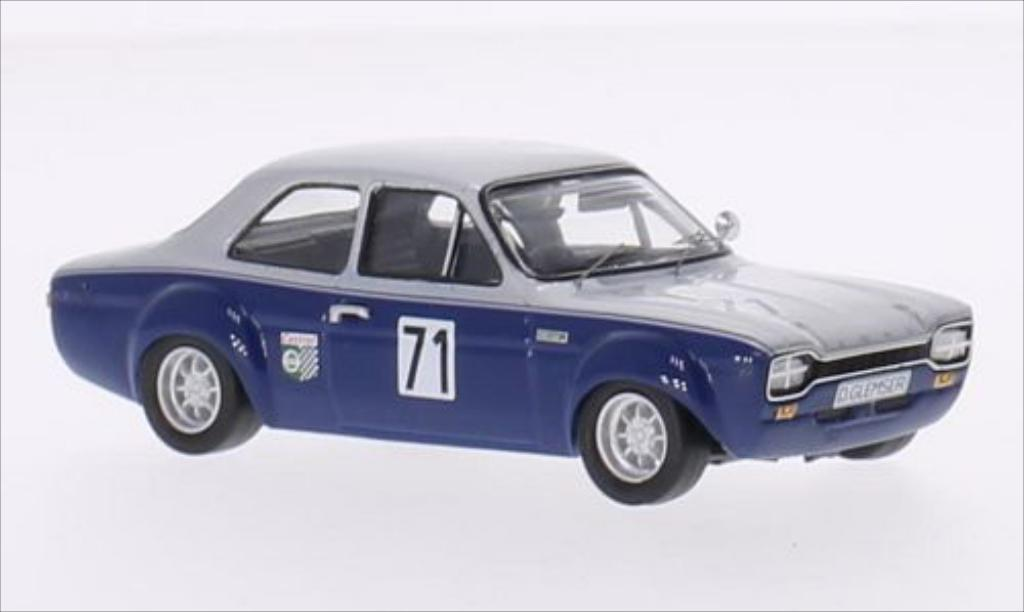 Ford Escort 1/43 Trofeu 1600 TC No.71 DRM 1969 miniature