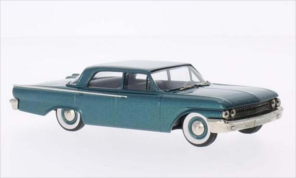 Ford Fairline 1/43 Brooklin 4-door Sedan turquoise 1961 miniature