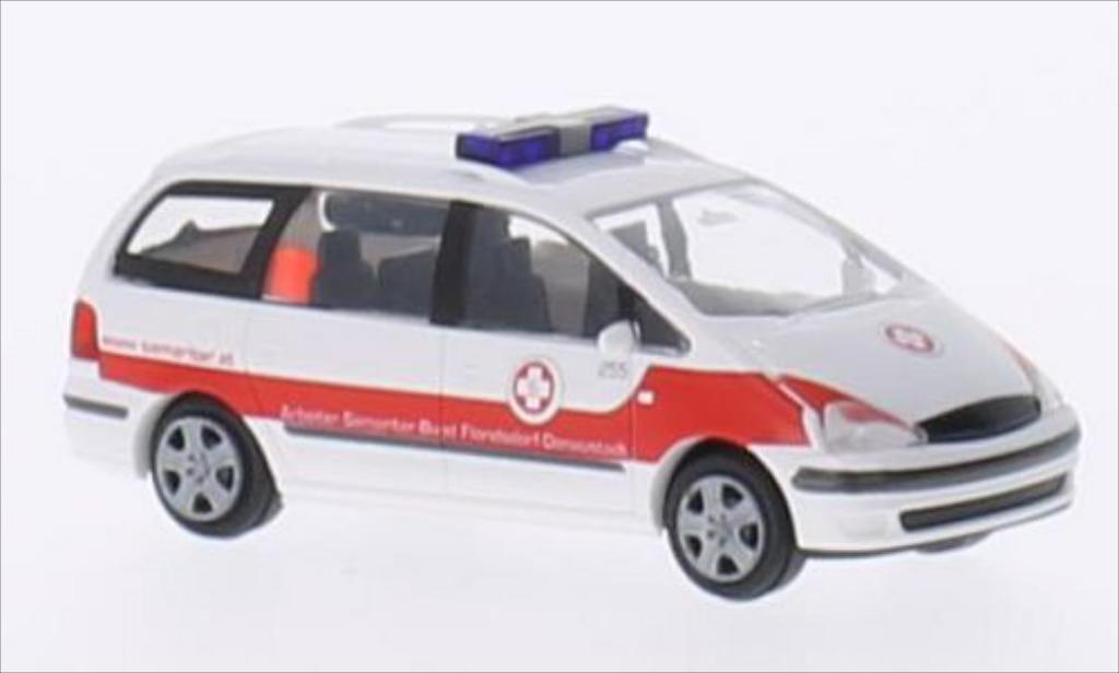 Ford Galaxy 1/87 Rietze ASB Florisdorf miniature