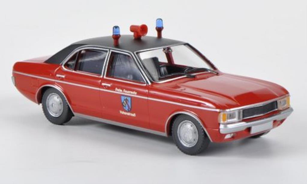 Ford Granada 1/87 Wiking Freiwillige Feuerwehr Vohenstrauss diecast model cars