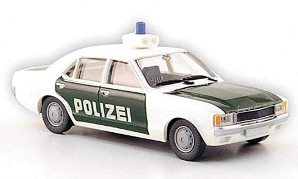Ford Granada 1/87 Wiking MKI Polizei diecast