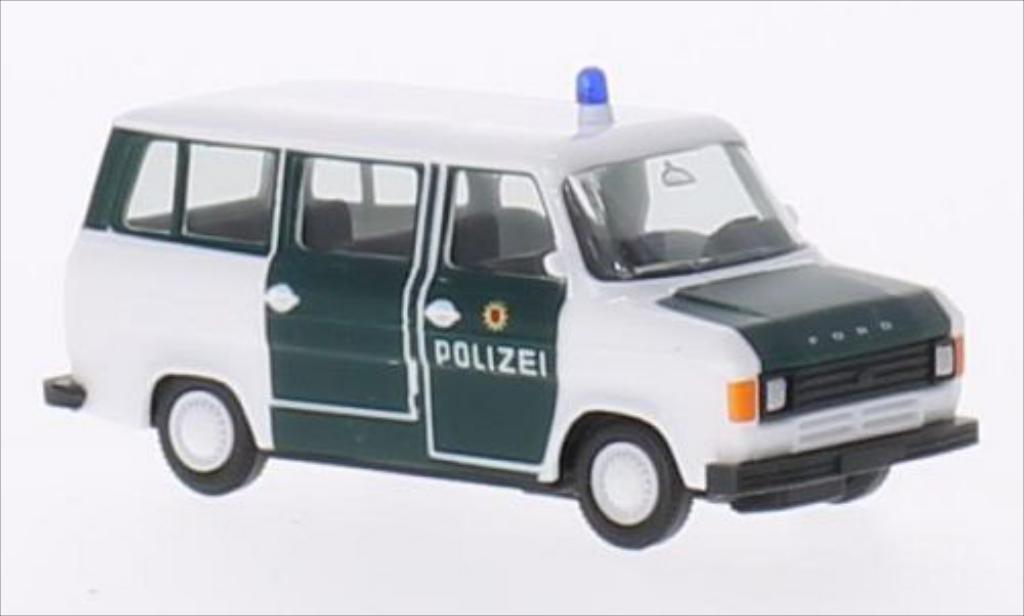 Ford Transit 1/87 Herpa Bus Hamburg miniature