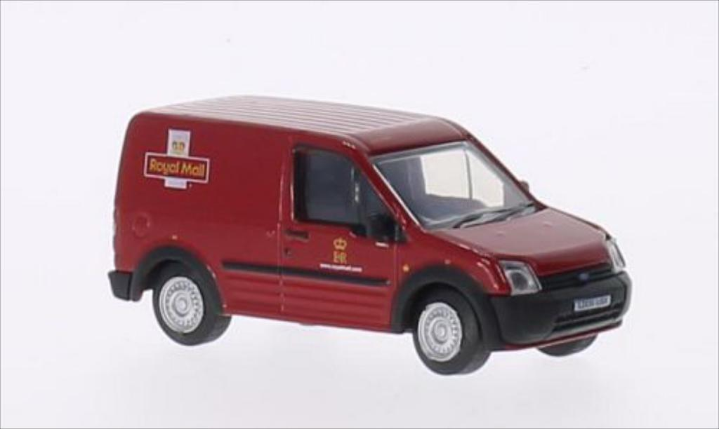 Ford Transit 1/76 Oxford Connect RHD Royal Mail miniature