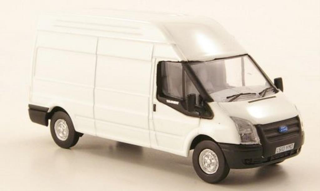 Ford Transit 1/76 Oxford Hochdachkasten blanche 2010 miniature