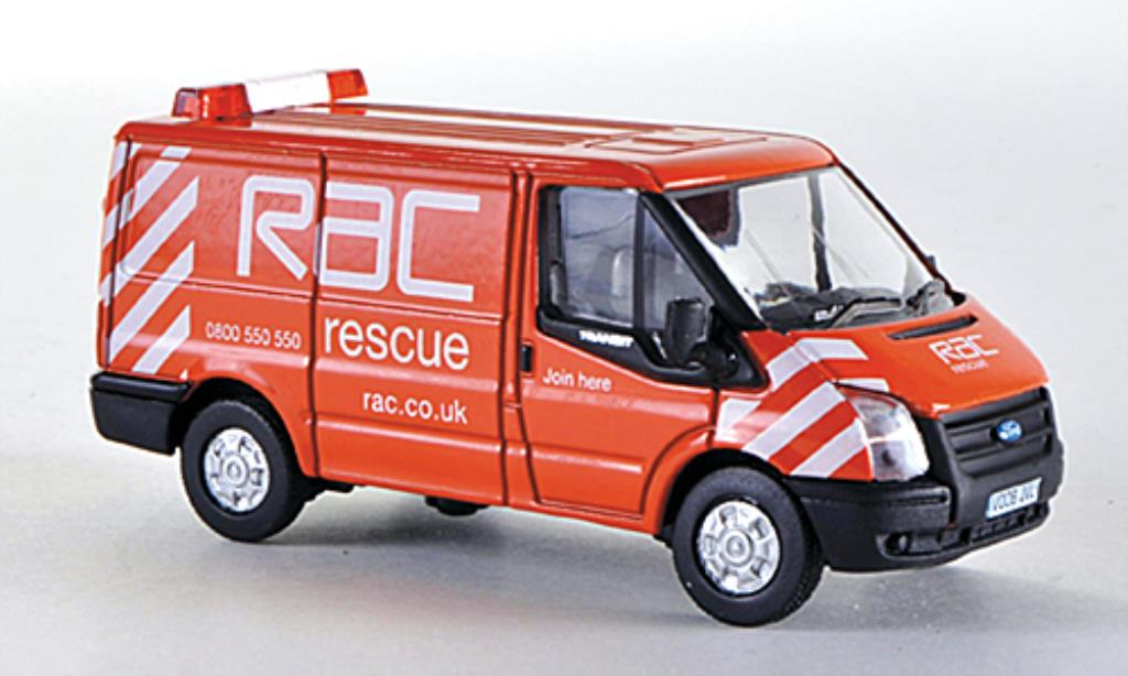 Ford Transit 1/76 Oxford Kasten RAC Rescue 2010 miniature