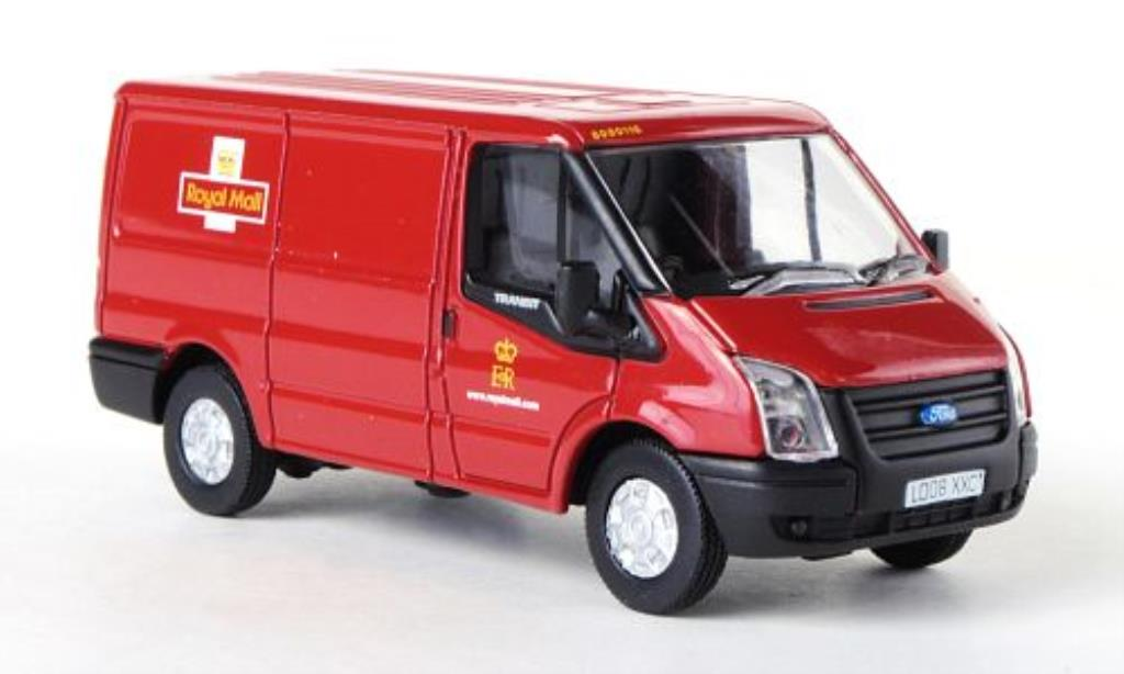Ford Transit 1/76 Oxford Kasten Royal Mail RHD 2010 miniature