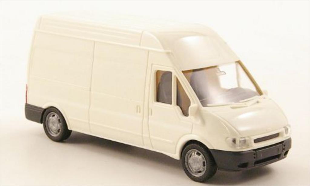 Ford Transit 1/87 Rietze Kombi blanche 2001 miniature