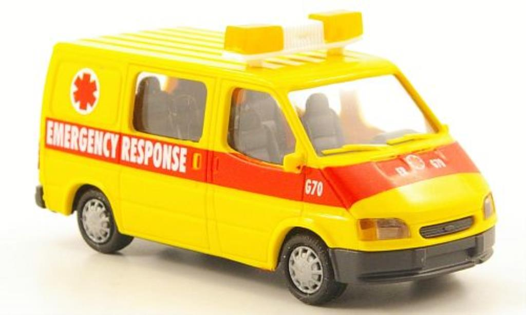 Ford Transit 1/87 Rietze MkIV Kombi Emergency Response (SM-B) miniature
