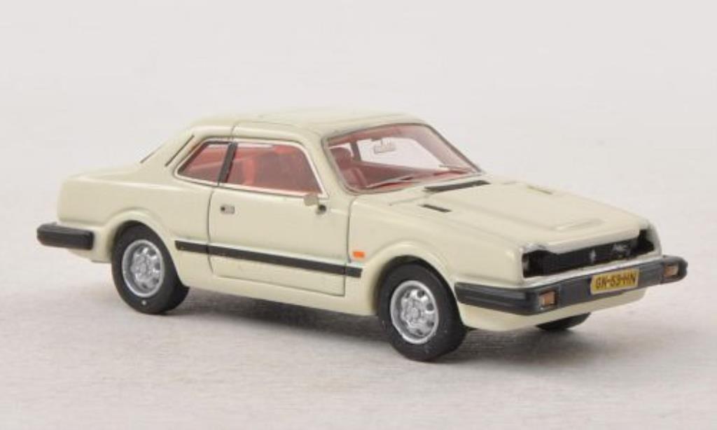 Honda Prelude 1/87 Neo MK1 blanche 1981 miniature