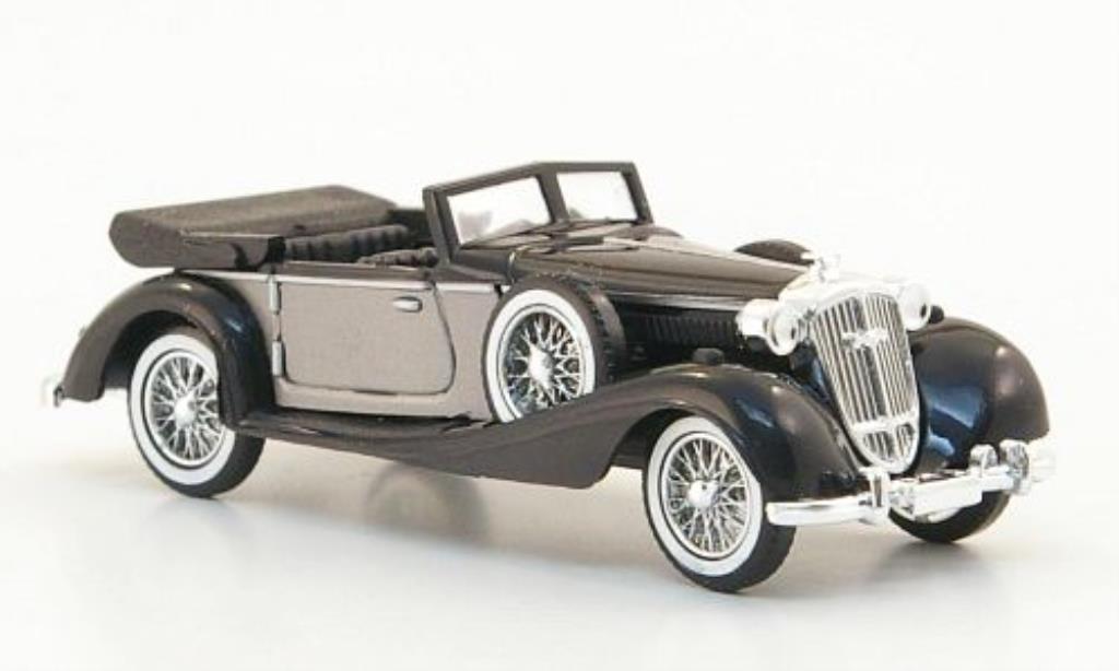 Horch 853 1/87 Busch noire/grise-grise 1933 miniature