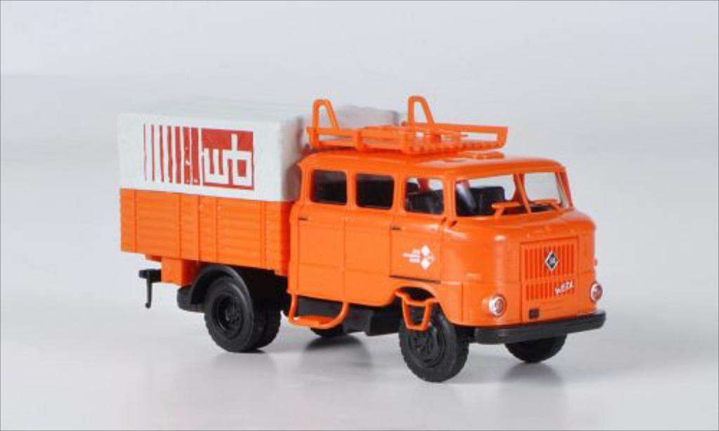 IFA W50L 1/87 Espewe BTP wb Wohnungsbau miniature