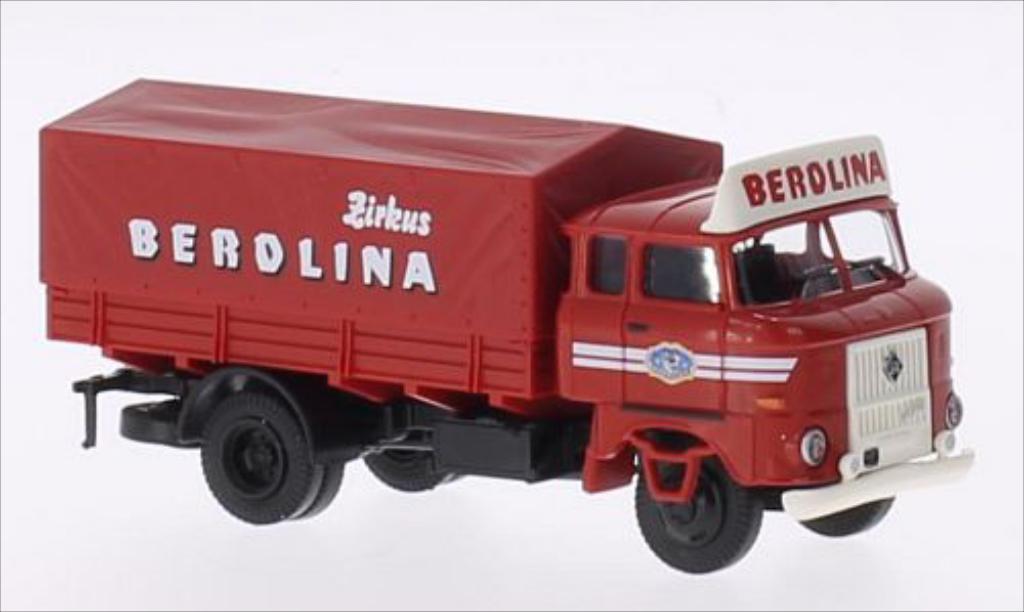 IFA W50L 1/87 Espewe FP Zirkus Berolina miniature