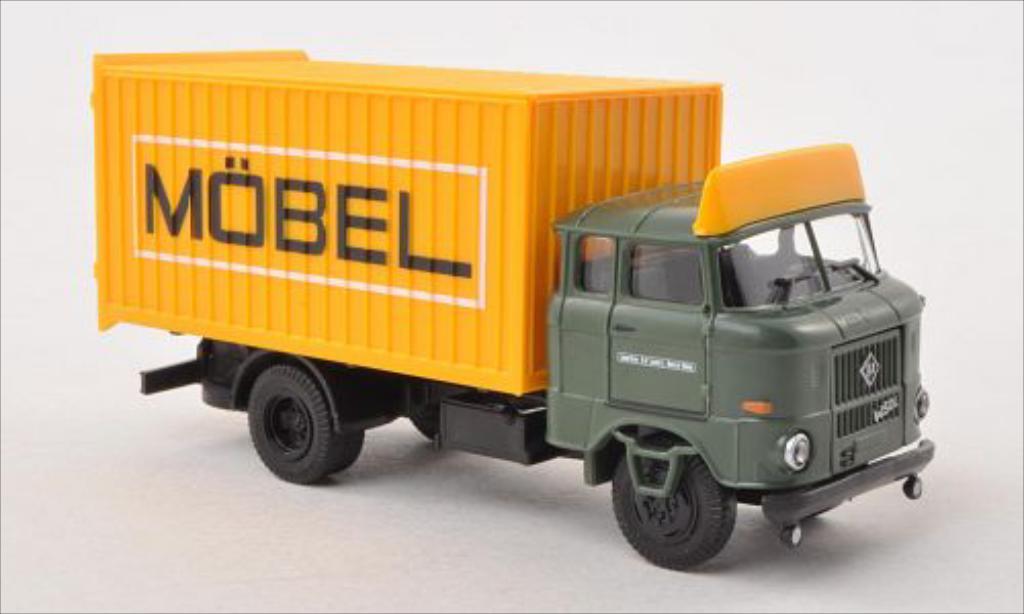 IFA W50L 1/87 Espewe MK Mobel miniature