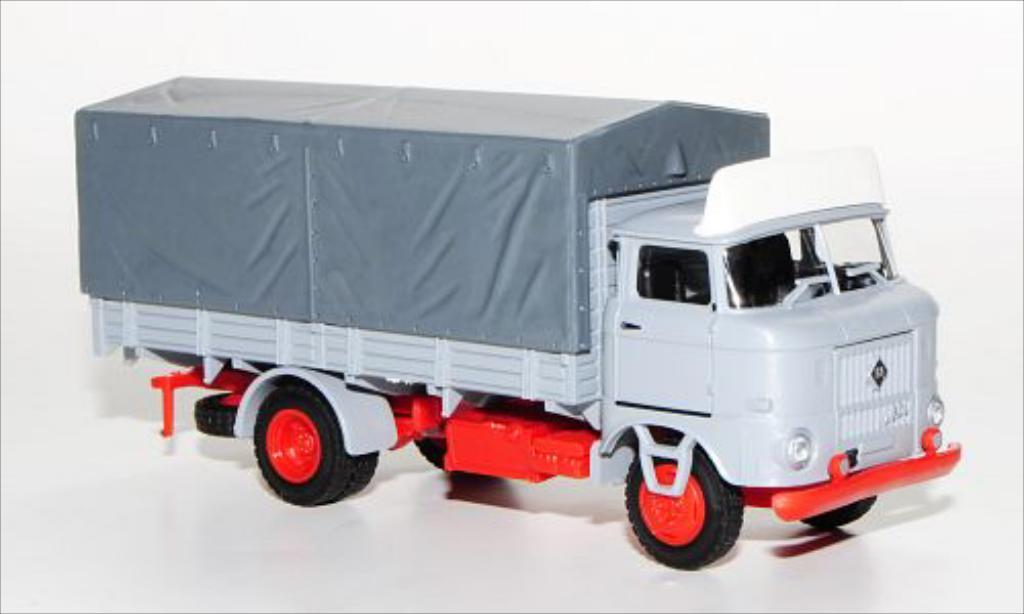 IFA W50L 1/87 Espewe Sp grise miniature