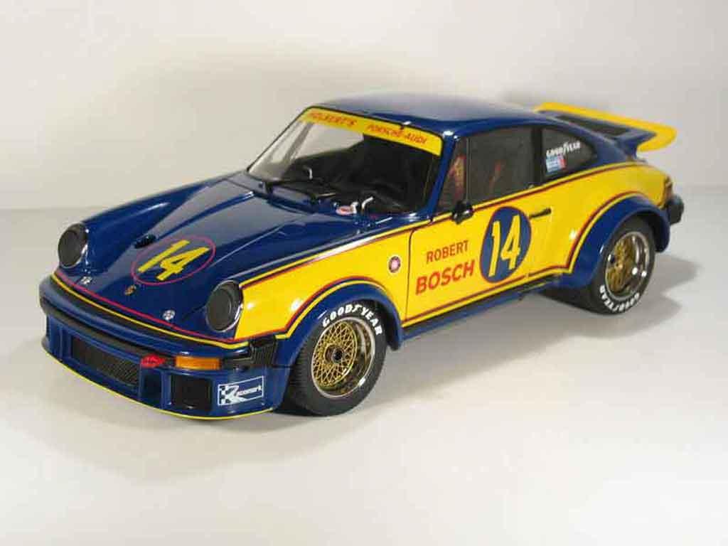 Porsche 934 1/18 Exoto rsr trans-am 79 #14 holbert miniatura