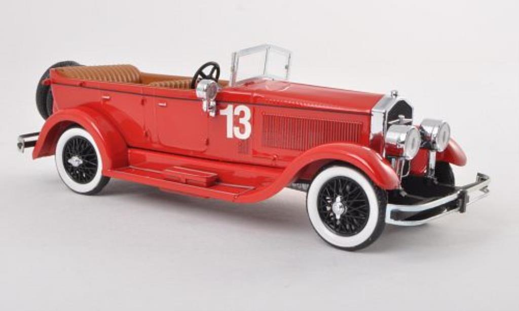 Isotta Fraschini 1/43 Rio 8 A Spyder No.13 Coppa del Lazio 1922 coche miniatura